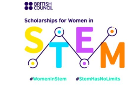 British Council Scholarship 2021 for Women in STEM