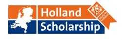 Holland Scholarship 2021 for study in the Netherlands.