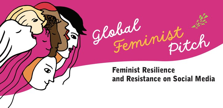 Global Feminist Pitch: Feminist resilience and resistance on social media