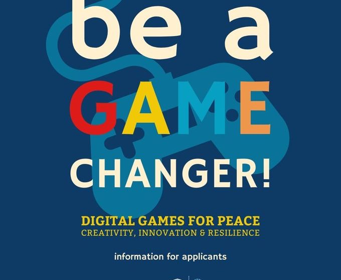 The #DigitalGamesForPeace Challenge 2021 for Southeast Asian game designers, game developers, researchers