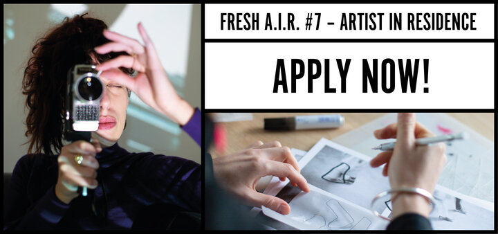 The Fresh Artist in Residence (A.I.R.) Scholarship Program 2021/2022 for  artists and cultural professionals